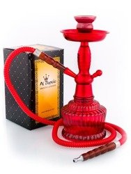 SMART RED 1Hose Hookah Shisha Water Pipe Alpapcio